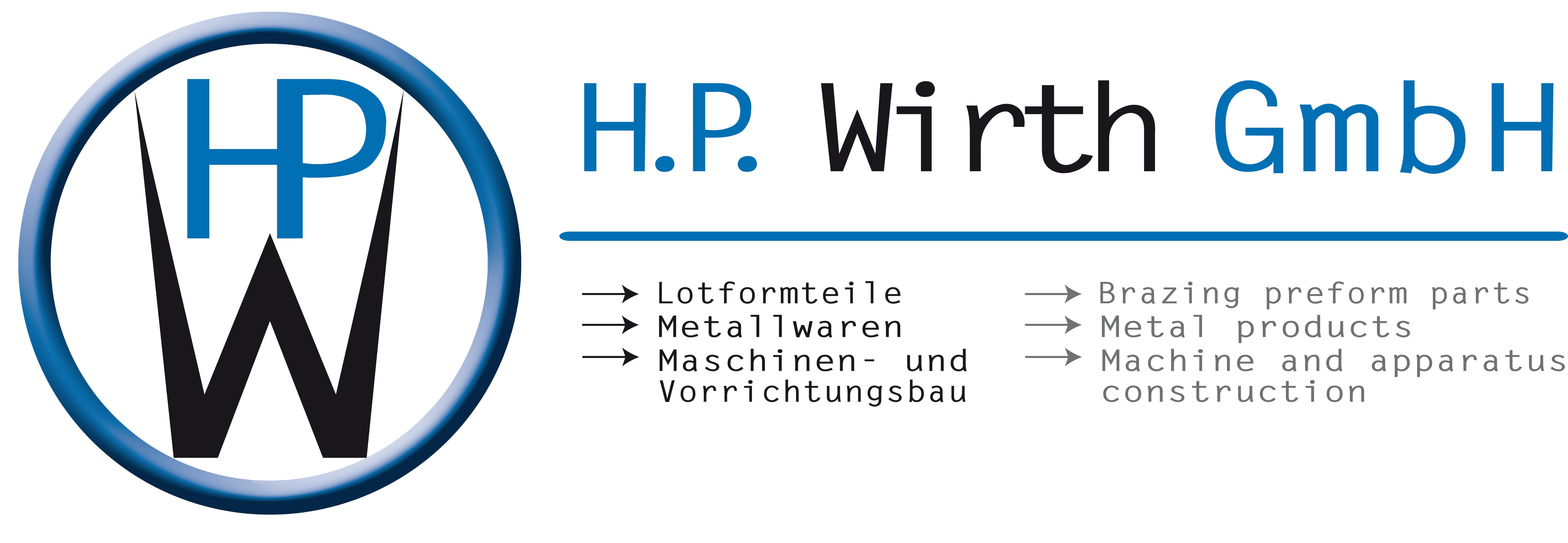 H.P Wirth GmbH